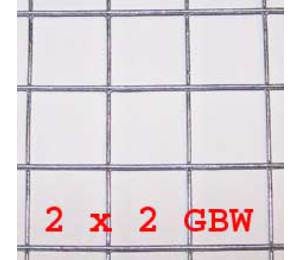 "2"" x 2"" 16 gauge GBW Wire Mesh Roll 150 ft. long"