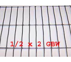 "1/2"" x 2"" 16 gauge GBW Wire Mesh Roll 100 ft. long"