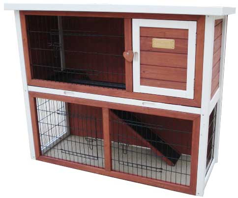 The Loft Chicken Hutch