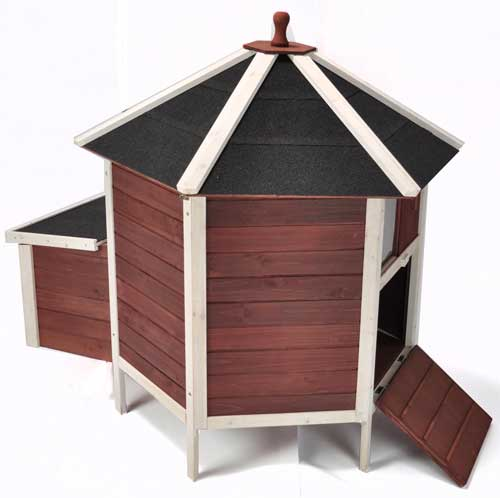 The Tower Chicken Hutch by Advantek