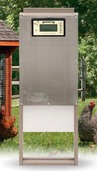 Automatic Chicken Coop Door Advanced & Automatic Chicken Coop Door Advanced [BIH00004] - $339.99