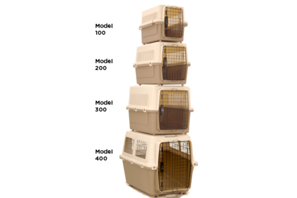 Cargo Kennel by Precision Pet