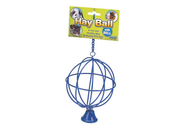 Hay Ball with Bell by Ware Mfg.