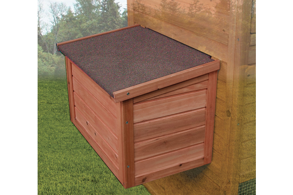 Premium Plus Universal Chick-N-Nest Box by Ware
