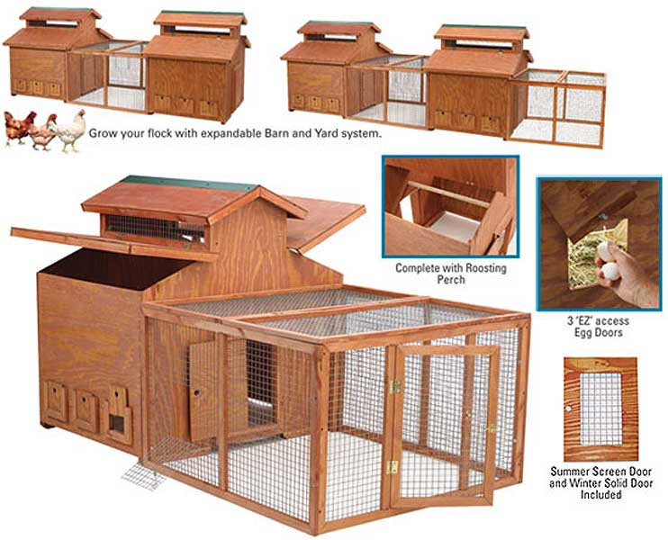 HD Chick-N-Barn by Ware Mfg.