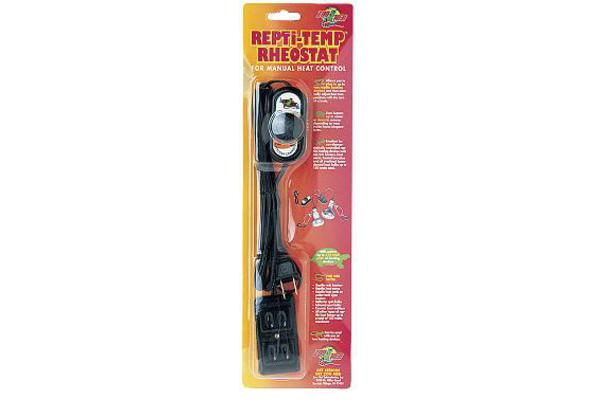 ZooMed Reptitemp Reostat Heat Controller