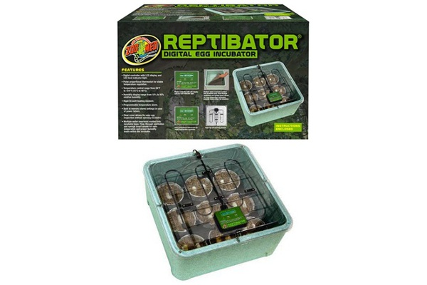 ReptiBator® Digital Egg Incubator by ZooMed